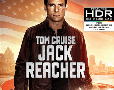 Jack Reacher 4K 2012 Ultra HD 2160p