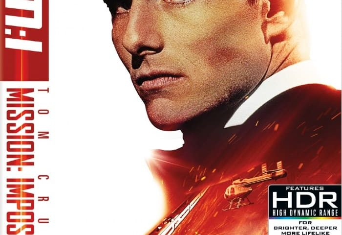 Mission: Impossible 4K 1996 Ultra HD 2160p
