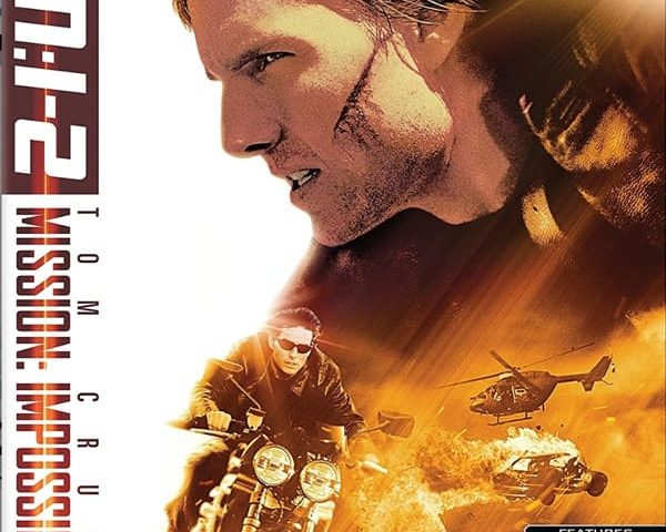 Mission Impossible II 4K 2000 Ultra HD 2160p