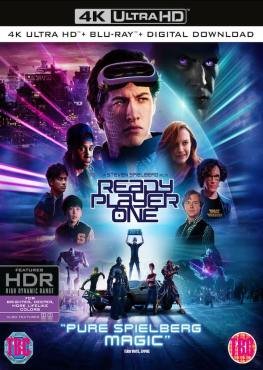 Ready Player One 4K 2018 Ultra HD 2160p