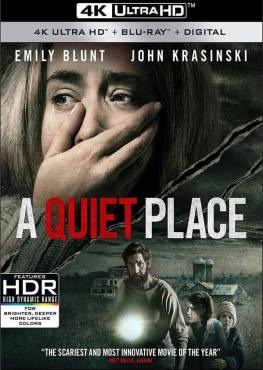 A Quiet Place 4K 2018 Ultra HD 2160p