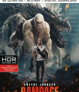 Rampage 4K 2018 Ultra HD 2160p