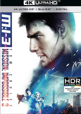 Mission Impossible 3 4K 2006 Ultra HD 2160p