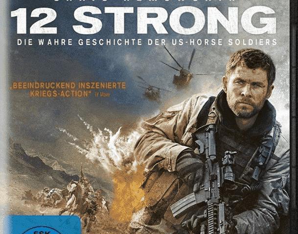 12 Strong 4K 2018 Ultra HD 2160p