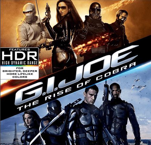 G.I. Joe: The Rise of Cobra 4K 2009 Ultra HD 2160p