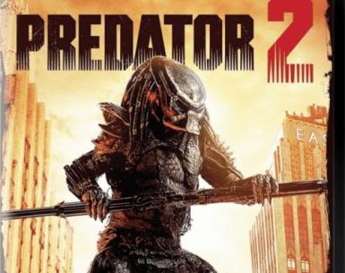 Predator 2 4K 1990 Ultra HD 2160p