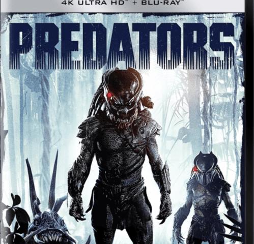 Predators 4K 2010 Ultra HD 2160p