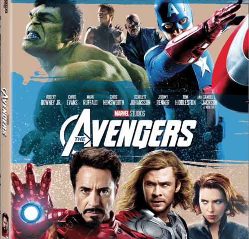 The Avengers 4K 2012 Ultra HD 2160p
