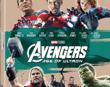 Avengers: Age of Ultron 4K 2015 Ultra HD 2160p