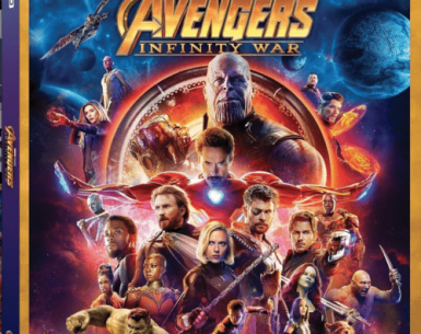 Avengers: Infinity War 4K 2018 Ultra HD 2160p