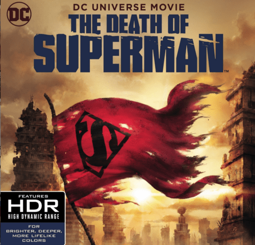 The Death of Superman 4K 2018 Ultra HD 2160p