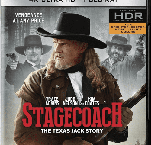 Stagecoach: The Texas Jack Story 4K 2016 Ultra HD 2160p