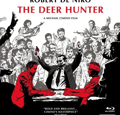 The Deer Hunter 4K 1978 Ultra HD 2160p