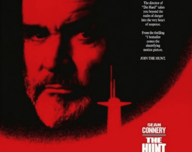 The Hunt for Red October 4K 1990 Ultra HD 2160p