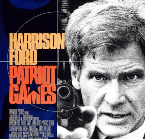 Patriot Games 4K 1992 Ultra HD 2160p