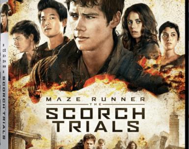 Maze Runner: The Scorch Trials 4K 2015 Ultra HD 2160p