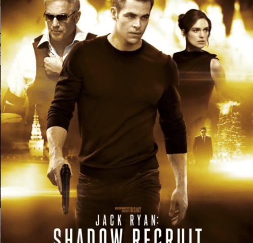 Jack Ryan: Shadow Recruit 4K 2014 Ultra HD 2160p