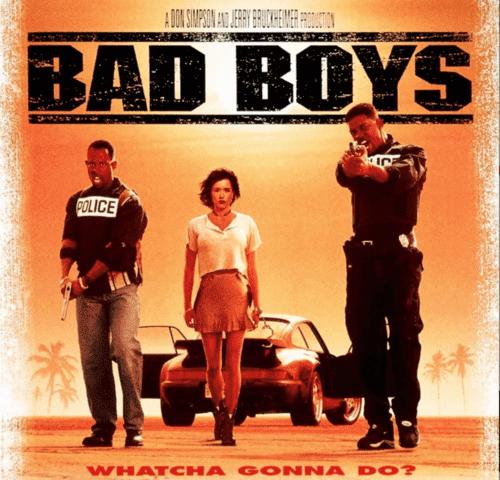 Bad Boys 4K 1995 Ultra HD 2160p