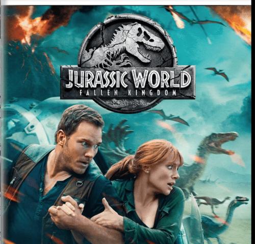 Jurassic World: Fallen Kingdom 4K 2018 Ultra HD 2160p
