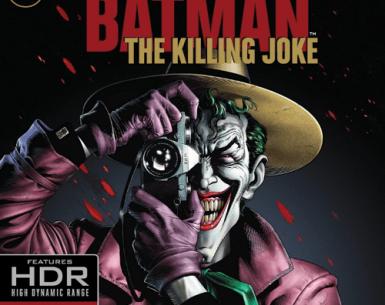 Batman: The Killing Joke 4K 2016 Ultra HD 2160p