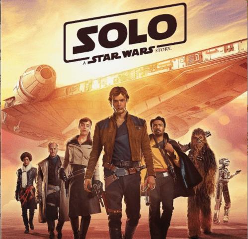Solo: A Star Wars Story 4K 2018 Ultra HD 2160p