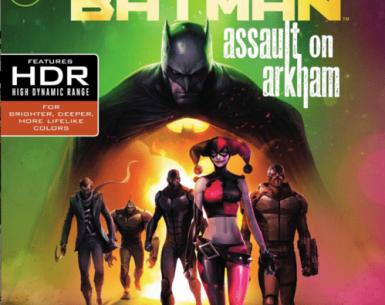 Batman: Assault on Arkham 4K 2014 Ultra HD 2160p