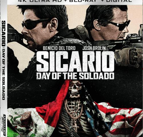 Sicario: Day of the Soldado 4K 2018 Ultra HD 2160p