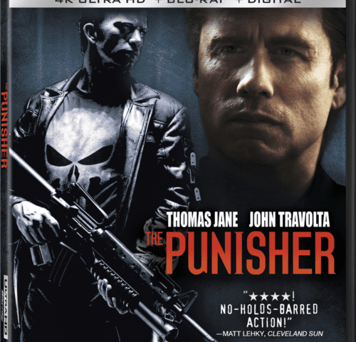 The Punisher 4K 2004 Ultra HD 2160p