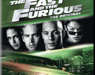 The Fast and the Furious 4K 2001 Ultra HD 2160p