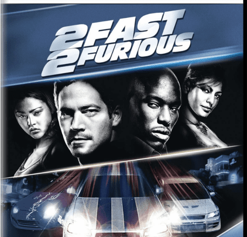 2 Fast 2 Furious 4K 2003 Ultra HD 2160p