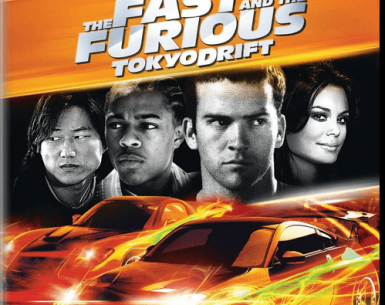 The Fast and the Furious: Tokyo Drift 4K 2006 Ultra HD 2160p