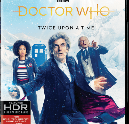 Doctor Who: Twice Upon a Time 4K 2017 Ultra HD 2160p