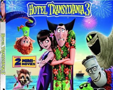 Hotel Transylvania 3: Summer Vacation 4K 2018 Ultra HD 2160p