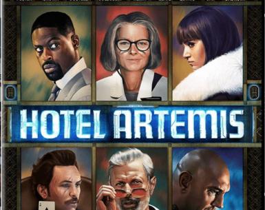 Hotel Artemis 4K 2018 Ultra HD 2160p