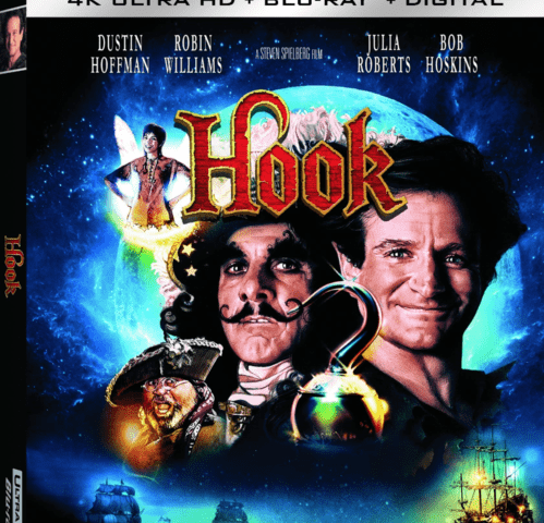 Hook 4K 1991 Ultra HD 2160p