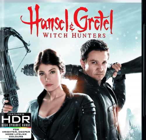 Hansel & Gretel: Witch Hunters 4K 2013 Ultra HD 2160p
