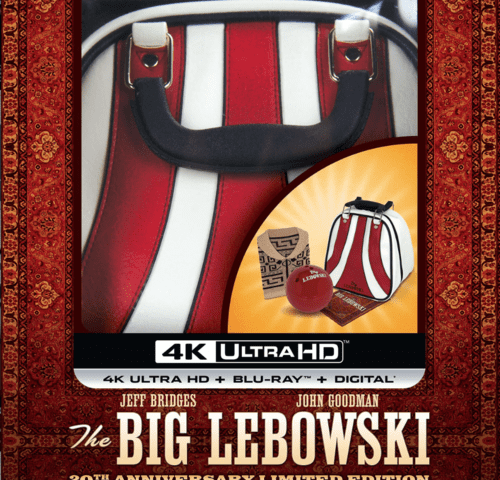 The Big Lebowski 4K 1998 Ultra HD 2160p