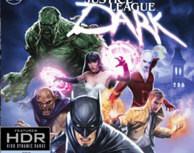 Justice League Dark 4K 2017 Ultra HD 2160p