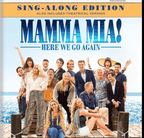 Mamma Mia! Here We Go Again 4K 2018 Ultra HD 2160p