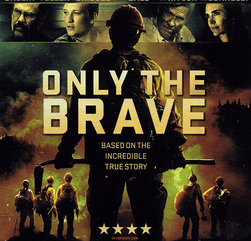 Only the Brave 4K 2017 Ultra HD 2160p