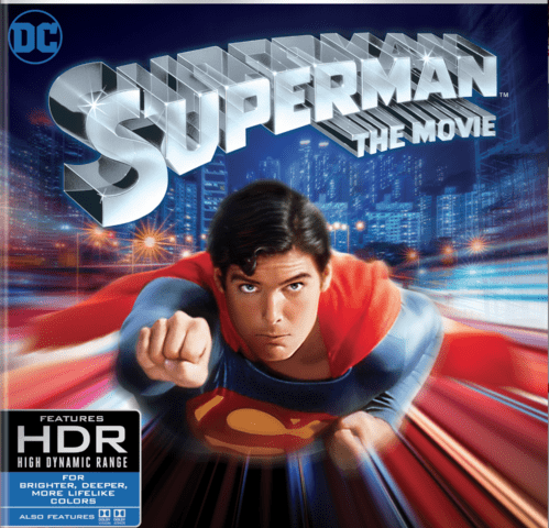 Superman 4K 1978 Ultra HD 2160p
