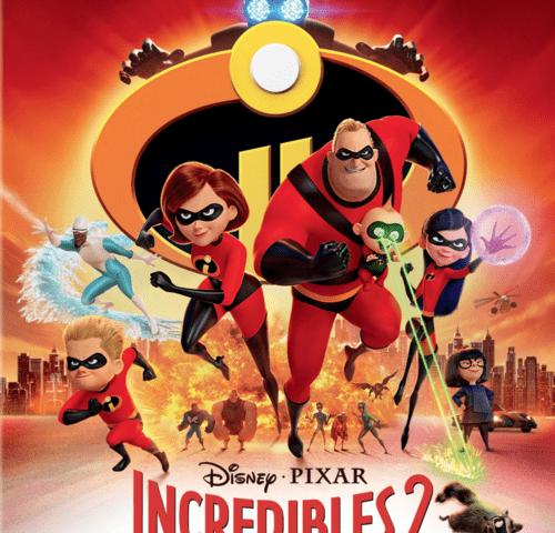 Incredibles 2 4K 2018 Ultra HD 2160p