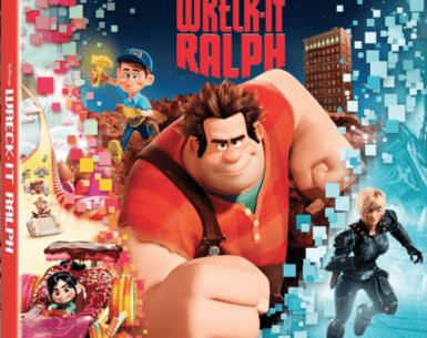 Wreck-It Ralph 4K 2012 Ultra HD 2160p