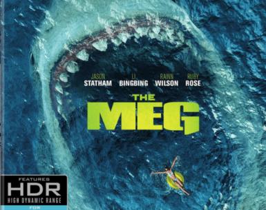 The Meg 4K 2018 Ultra HD 2160p