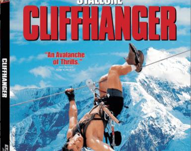 Cliffhanger 4K 1993 Ultra HD 2160p