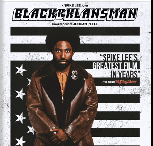 BlacKkKlansman 4K 2018 Ultra HD 2160p