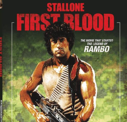 Rambo First Blood 4K 1982 Ultra HD 2160p