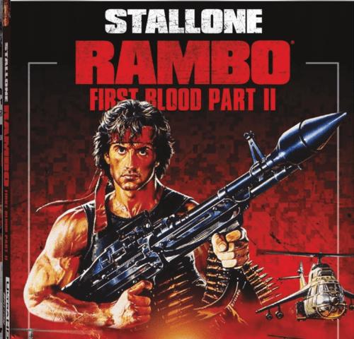 Rambo: First Blood Part II 4K 1985 Ultra HD 2160p