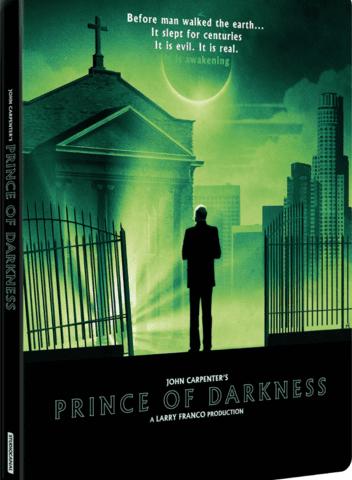 Prince of Darkness 4K 1987 Ultra HD 2160p