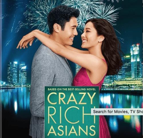 Crazy Rich Asians 4K 2018 Ultra HD 2160p